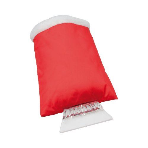 škrabka na ľad DASHA červená