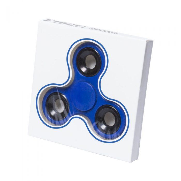 modrý spinner ZAIREM