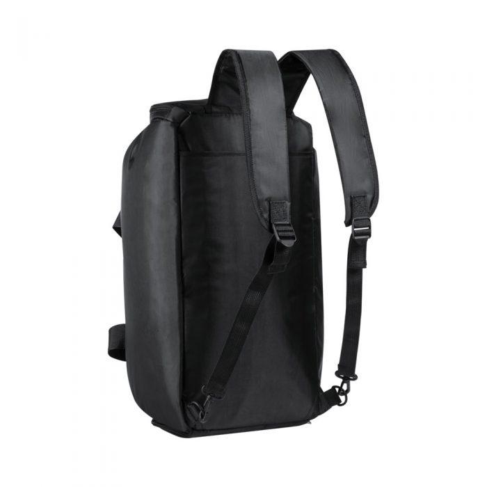 čierna športová taška DIVUX