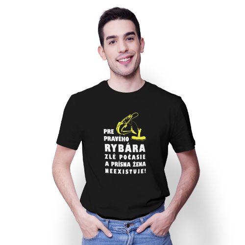 tričko s potlačou ZLÉ POČASIE A PRÍSNA ŽENA